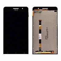 Дисплейный модуль Asus ZenFone 6 Black