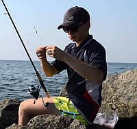 """Рыбалка на Азовском море от усадьбы """"Apisvillas"""" пгт Новая Ялта, Донецкая обл."""