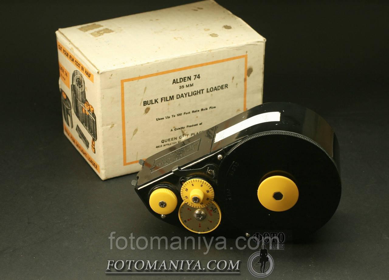 Машинка для намотування фотоплівки в касети Alden 74 (Bulk Film Loader), фото 1