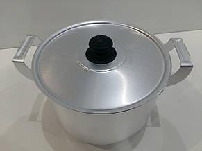 Кастрюля алюм. 4,5л 1045 Алкоа, фото 2