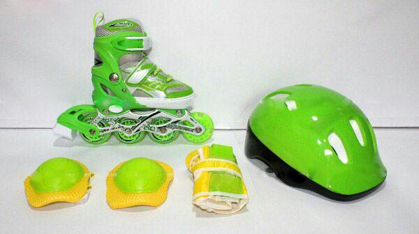 Ролики роликовые коньки раздвижные безшумные с 24 по 43 новые