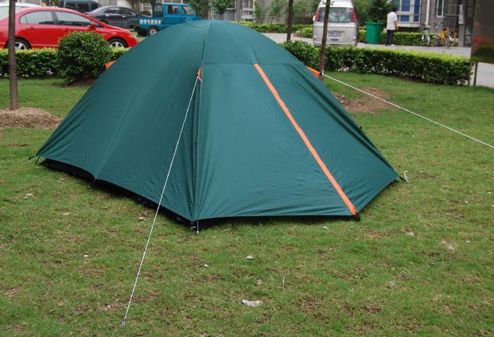 Палатка четырех 4 местная туристическая намет