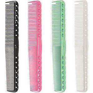 Расческа для стрижки 185мм / Cutting Combs YS Park 334