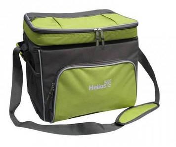 Качественная вместительная термо сумка на 20 литров держит температуру до 6 часов
