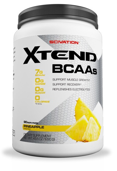 Аминокислоты BCAA Scivation - Xtend BCAAs (1290 грамм)