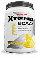 Аминокислоты BCAA Scivation - Xtend BCAAs (1290 грамм) blue raspberry/голубая малина