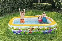 Детский надувной бассейн Bestway 91008 Клуб Микки Мауса 269-175-51 см