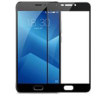 Гибкое защитное стекло Caisles 5D (на весь экран) для Meizu M6