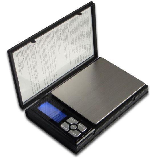 Электронные ювелирные весы Notebook 1108-5 500г/0,01г