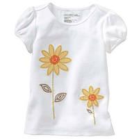 Детские футболки и рубашки для девочек