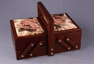 Шкатулка для рукоделия  (592-041)
