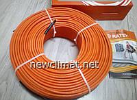 Теплый пол Ratey RD1 0,280 кВт (1,6-2 м²) длина 15,6 м одножильный кабель