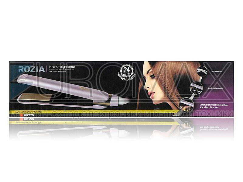 Утюжок для волос Rozia HR729