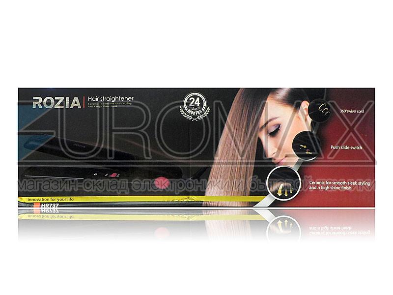 Утюжок для волос Rozia HR737