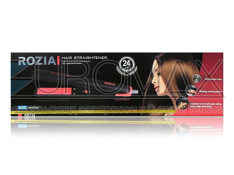 Утюжок для волос Rozia HR739