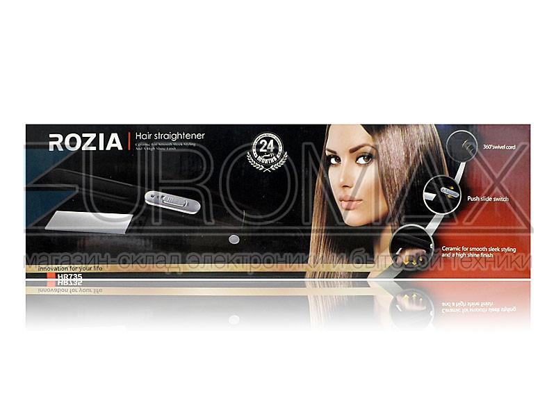Утюжок для волос Rozia HR735