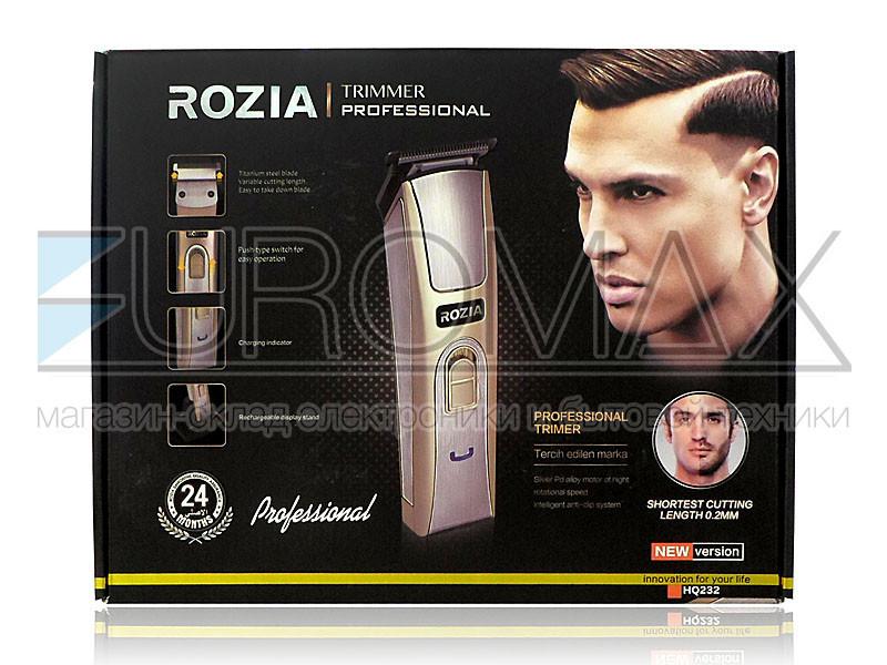 Машинка для стрижки волос Rozia HQ232