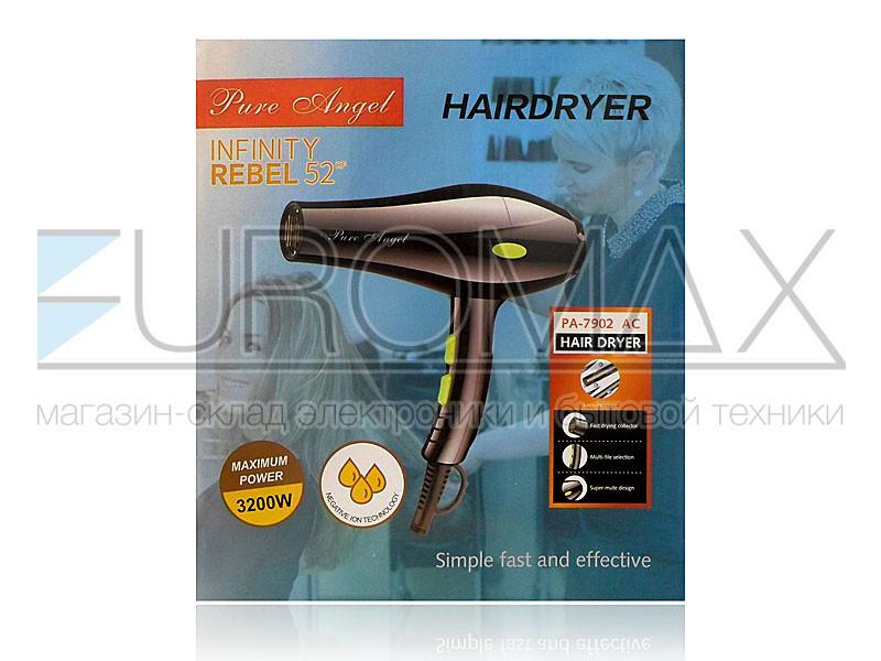 Фен для волос Pure Angel 3200Вт PA-7902