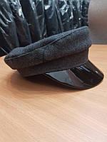 Женская кашемировая кепи