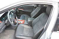 Toyota Camry V50 Авточехлы MW Brothers Leather-style