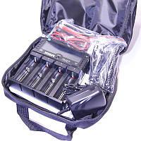 Зарядное устройство XTAR DRAGON VP4 Plus для аккумуляторов AA/AAA, C, D, 18650, 20700, 21700, 26650, 32650