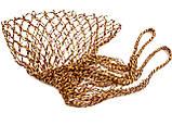 Авоська - желто вишневая, фото 3