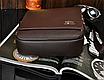 Мужская сумка барсетка через плечо Kangaroo Черный, фото 4