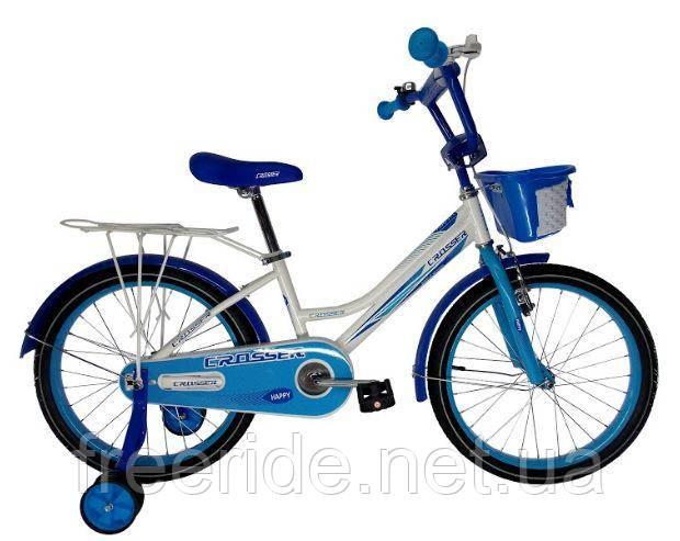 Детский Велосипед Crosser Happy 20