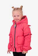 Демисезонная курточка для девочек  Лол, фото 1