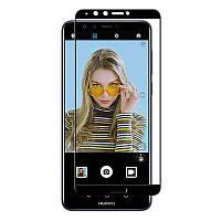 Защитное стекло Artis 2.5D CP+ на весь экран (цветное) для Huawei Y7 Prime (2018)