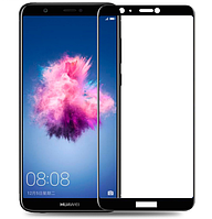 Защитное цветное стекло Mocolo (full glue) на весь экран для Huawei P smart / Enjoy 7S