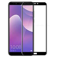 Гибкое защитное стекло Caisles 5D (на весь экран) для Huawei Y6 (2018)