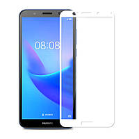 Гибкое защитное стекло Caisles 5D (на весь экран) для Huawei Y5 (2018) / Y5 Prime (2018)