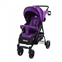 Коляска прогулочная BABYCARE Strada CRL-7305 Purple Magic 95x58х98