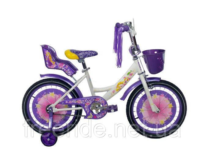 Детский Велосипед Azimut Girls 20