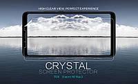 Защитная пленка Nillkin Crystal для Xiaomi Mi Max 3