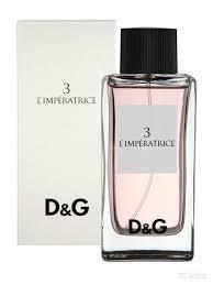 Парфюм женский Dolce&Gabbana Anthology L`Imperatrice 3 100 ml