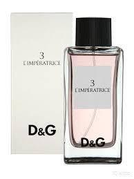 Парфюм женский Dolce&Gabbana Anthology L`Imperatrice 3 100 ml, фото 2