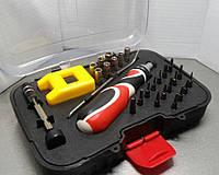 Набор головок и бит с рукояткой 24шт. LTL10009 в пластиковом кейсе