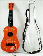 Гитара 130A3 c ремешком, в чехле 54*18см