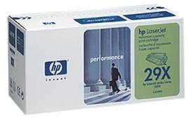 Картридж HP C4129X для LaserJet 5000, LaserJet 5000dn, LaserJet 5000gn, LaserJet 5000n, LaserJet 5100, LaserJe