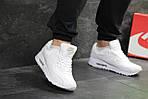 Мужские кроссовки Nike Air Span II (Белые) , фото 2