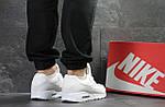 Мужские кроссовки Nike Air Span II (Белые) , фото 3