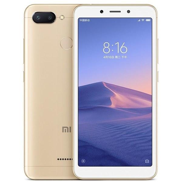 Xiaomi Redmi 6 3/32Gb (Gold)
