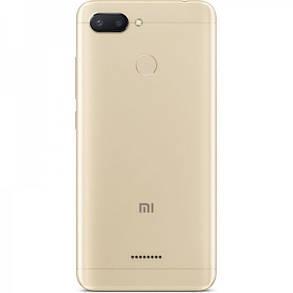Xiaomi Redmi 6 3/32Gb (Gold), фото 2