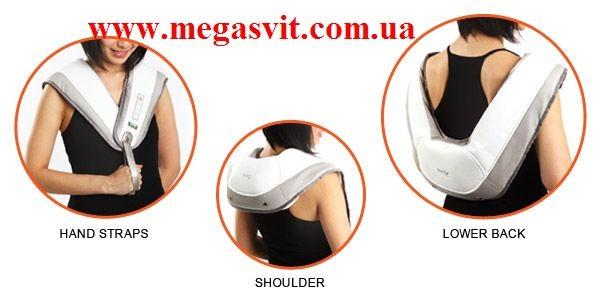 Массажер wrap neck shoulder интернет магазин женского белья большие размеры москва