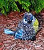 Садовая фигура Воробьи, Синичка, Снегирь, фото 2