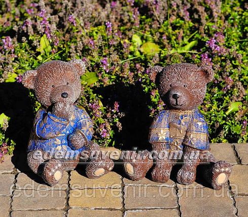 Садовая фигура Мишка Тедди А и Мишка Тедди Б, фото 2