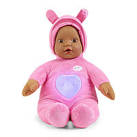 Мягкая Музыкальная Кукла Baby born Goodnight Lullaby Baby Девочка с карими глазами
