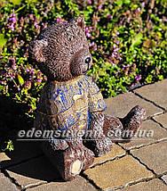 Садовая фигура Мишка Тедди А и Мишка Тедди Б, фото 3